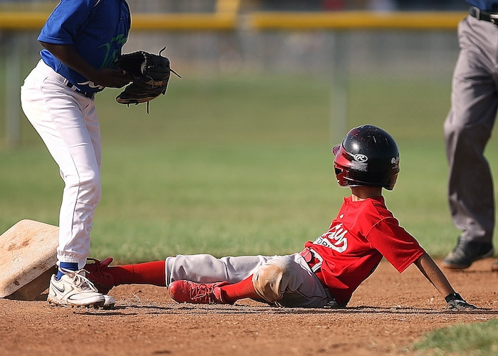 Can You Slide Into First Base in Baseball?