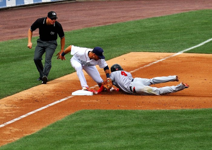 When Do You Have to Tag a Runner in Baseball?