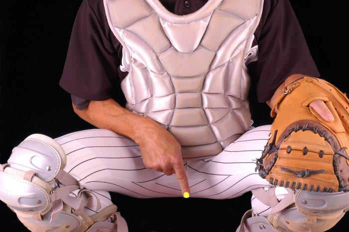 Why Do Catchers Paint Their Fingernails?