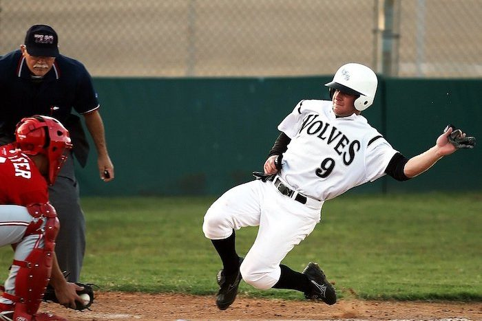 Can You Run Over The Catcher In High School Baseball?
