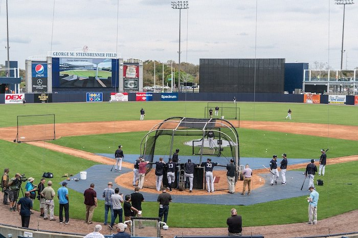 Can You Watch Spring Training Practices for Baseball?