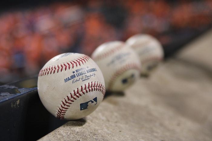 mlb baseball ball