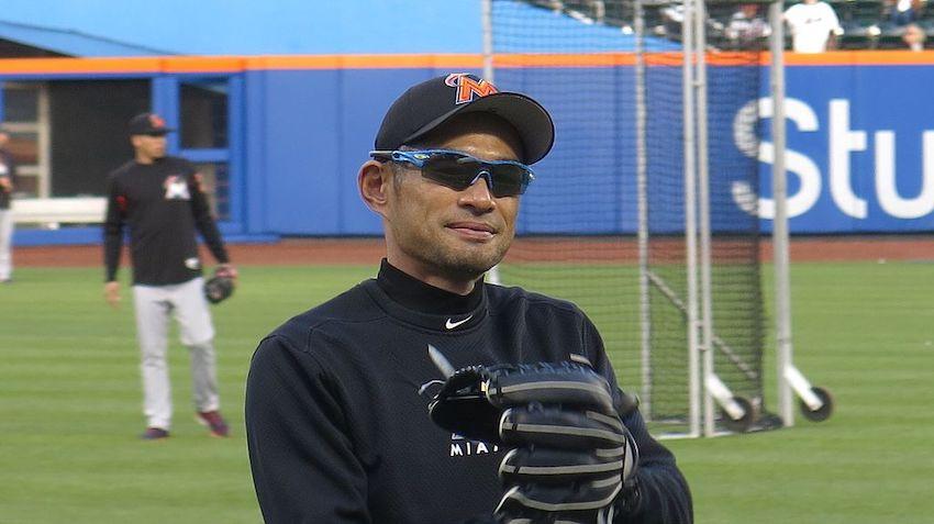 Does Ichiro Speak English